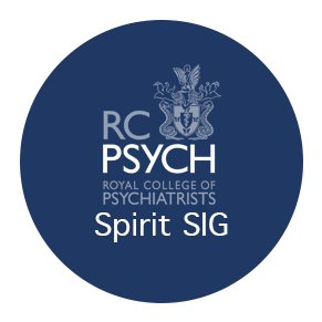 Royal College of Psychiatrists Spirituality and Psychiatry SIG logo