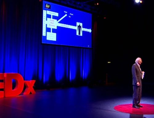 The Final Border: Peter Fenwick at TEDxBerlin