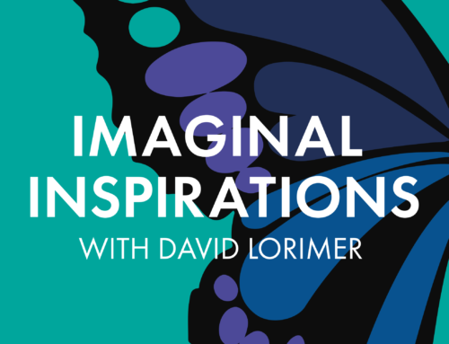 Imaginal Inspirations with David Lorimer – Marilyn Schlitz