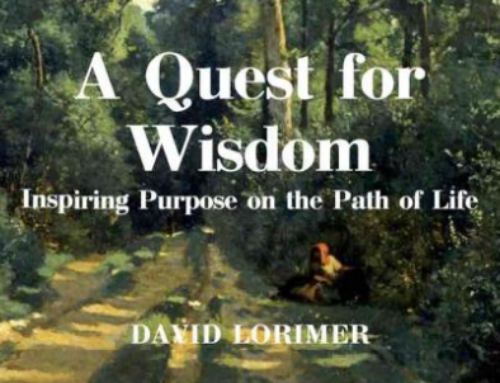 David Lorimer – NEW BOOK OUT IN MARCH 2021